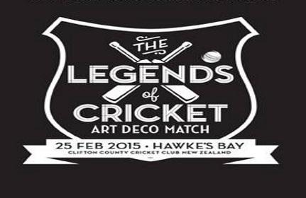 Legends of Cricket