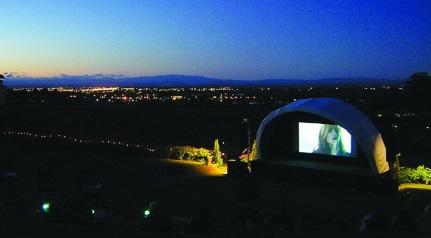 Black Barn Open Air Cinema