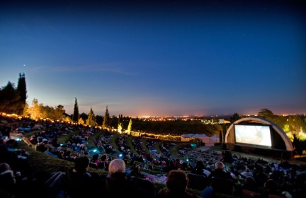 Black Barn Open Air Cinema