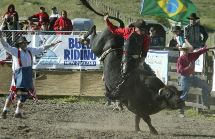 Buckin Acres Otane Extreme Bull Riding