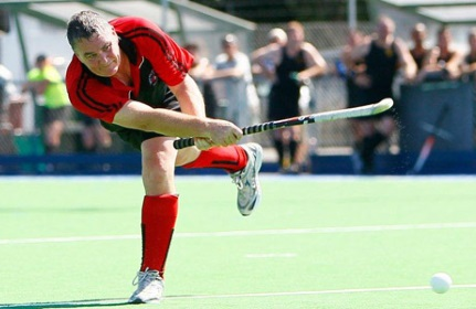 Masters Hockey Tournament