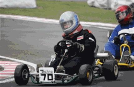 Vintage Go Karts Roys Hill Raceway