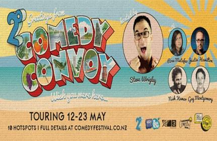 2 Degree Comedy Convoy