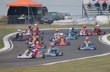 Kartsport Raceway Fernhill Hawkes Bay