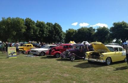 Marineland Street Hot Rod and Classic Car Festival