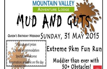 Mud and Guts Challenge