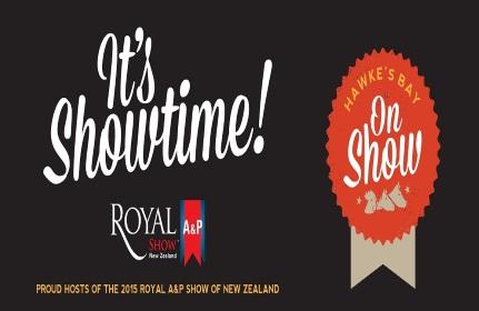 Hawkes Bay Royal A&P Show