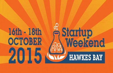 Hawkes Bay start up weekend