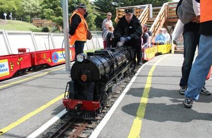Keirunga Park Railway