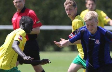 Lotto Under 19 Soccer Tournament