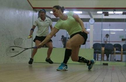 Squash Trans-Tasman Test