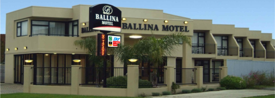 Ballina Motel Napier   Accommodation in Taradale, Hawkes Bay
