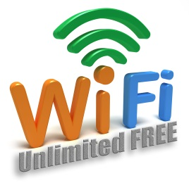 Unlimited Free Internet