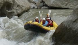 Mohaka river rafting